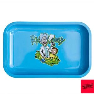 Other - Ricky And Morty Tray